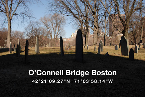O'Connell Bridge Boston