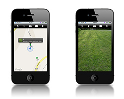 Walkspace locative media iPhone App